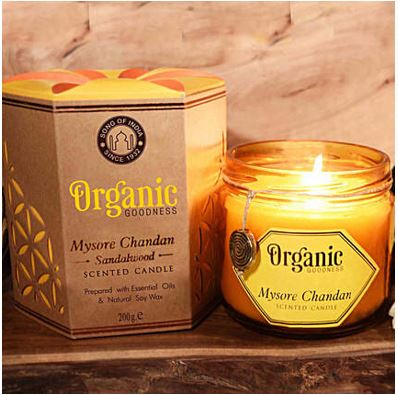 aromatic candle