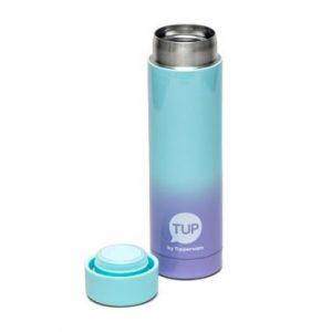 Tupperware Steel Slim Thermal Flask 215 ml