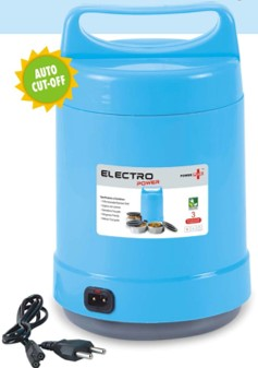 Electro Power: Electric Lunch Box
