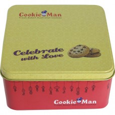 Double Choco Chip Cookie Box 250 Grms