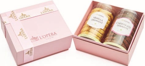 L'Opera Diwali Cookie Gift Box