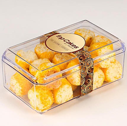 Coconut Cookie Box