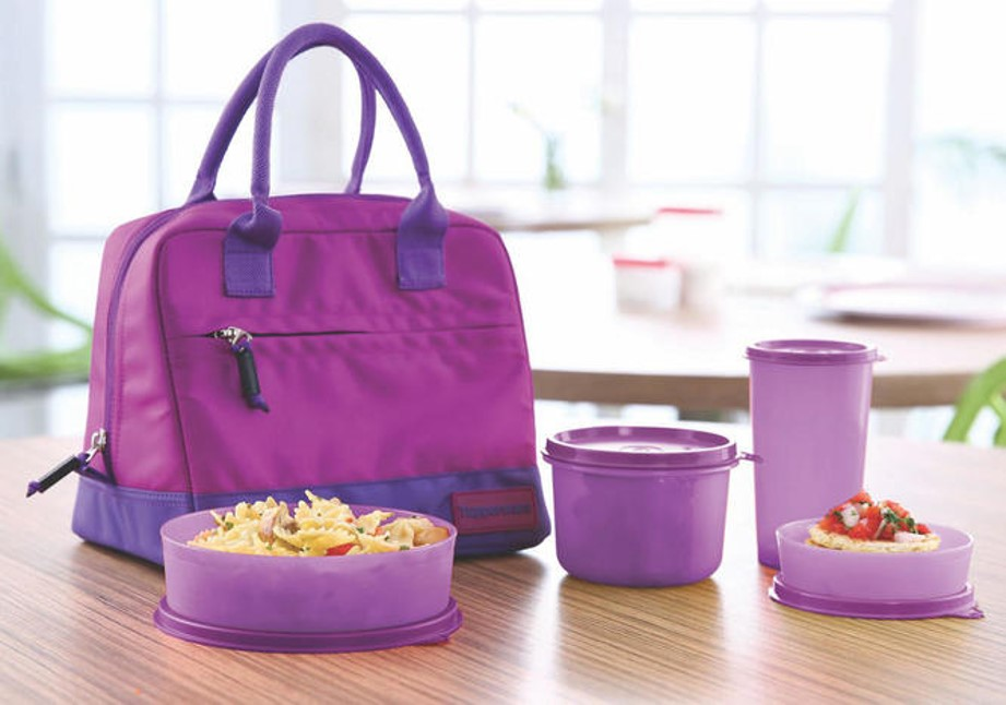 Tupperware New Classic Lunch with bag